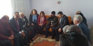 CHP Genel Başkan Yardımcısı Karaca'dan şehit ailesine ziyaret