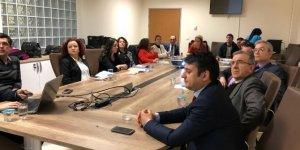 Kırklareli'nde dijital hastane toplantısı