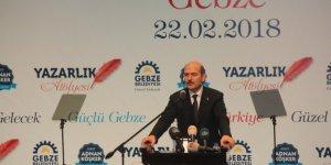 """Bakan Soylu: """"Bu topraklarda kılıç ne kadar önemli oldu ise kelam da o kadar önemlidir"""""""