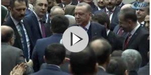 Cumhurbaşkanı Erdoğan, 2019 için partilileri uyardı