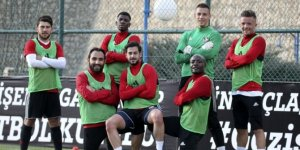 Gazişehir, Denizlispor maçı hazırlıklarını sürdürdü
