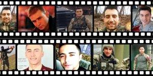 Afrin'de Bugüne Kadar Şehit Düşen Askerlerimizin Hikayeleri