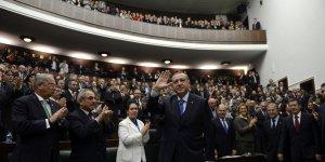 Bugün Yapılacak AK Parti Grup Toplantısı İptal Edildi
