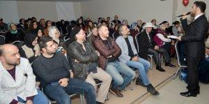 Tuzla Belediyesi Gençlik Merkezi Şiir Kulübünün Şiir Dinletisi