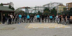 Bisiklet Hareketi İçin Pendik'te Önemli Adım