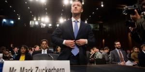 Zuckerberg ABD Senatosunda Verdiği İfadede Zor Anlar Yaşadı