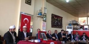 Başkan Gülenç, şehit ailesini yalnız bırakmadı