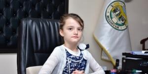 İnönü'de yeni başkan Zeynep Karaçul oldu
