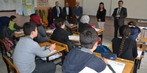 Milli Eğitim Müdürü Işık'tan kurslara ziyaret