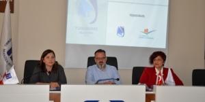 Türkiye'ye örnek olacak olan kentsel dönüşümü inşaat mühendislerine anlattılar
