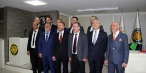 Kdz. Ereğli'de TSO Başkanlığına Keleş seçildi