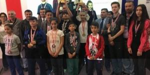 Havalı Silahlar 23 Nisan Ulusal Egemenlik Kupası maçları yapıldı