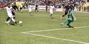 TFF 3. Lig, UTAŞ Uşakspor:1 - Şanlıurfa Karaköprü Belediyespor:0