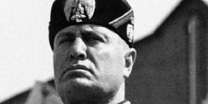 Benito Mussolini hayatı | Benito Mussolini kaç yaşında öldü