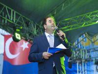 Maltepe'de ramazan sema gösterisiyle karşılandı