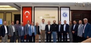 'SDÜ-ITSO işbirliği devam edecek' mesajı