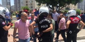 Adana'da 200 kişilik kavga!
