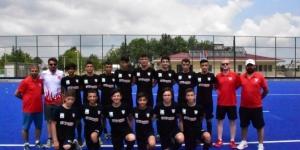 Hokey milli takımları, Avrupa Şampiyonası'na hazırlanıyor