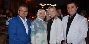 Başkan Bakıcı'dan Milletvekili Yağcı'ya tebrik, Eldemir'e teşekkür