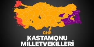 CHP Kastamonu Milletvekilleri 2018 – Kastamonu'da CHP kaç milletvekili çıkardı?