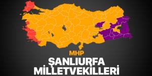 MHP Şanlıurfa Milletvekilleri 2018 – Şanlıurfa'da MHP kaç milletvekili çıkardı?