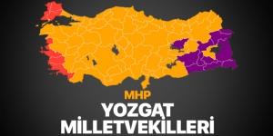 MHP Yozgat Milletvekilleri 2018 – Yozgat'ta MHP kaç milletvekili çıkardı?