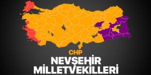CHP Nevşehir Milletvekilleri 2018 – Nevşehir'de CHP kaç milletvekili çıkardı?