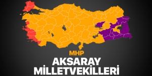MHP Aksaray Milletvekilleri 2018 – Aksaray'da MHP kaç milletvekili çıkardı?
