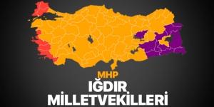 MHP Iğdır Milletvekilleri 2018 – Iğdır'da MHP kaç milletvekili çıkardı?