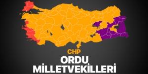 CHP Ordu Milletvekilleri 2018 – Ordu'da CHP kaç milletvekili çıkardı?