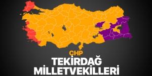 CHP Tekirdağ Milletvekilleri 2018 – Tekirdağ'da CHP kaç milletvekili çıkardı?