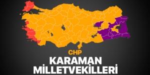 CHP Karaman Milletvekilleri 2018 – Karaman'da CHP kaç milletvekili çıkardı?