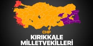 CHP Kırıkkale Milletvekilleri 2018 – Kırıkkale'de CHP kaç milletvekili çıkardı?