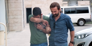 Samsun'da Evinde bonzai elegeçirilen genç gözaltına alındı