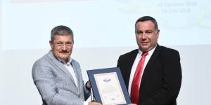 Pendik Belediyesi'ne 'En İyi Çocuk Festivali' ödülü