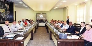 Ürdün, Tunus ve Libyalı iş adamları ATO üyeleriyle buluştu