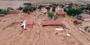Başkan Yardımcısı Fuat Oktay, Ordu'daki sel felaketindeki son durumu açıkladı