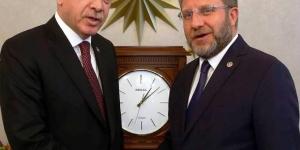 Kütahya Milletvekili Ahmet Tan, AK Parti MKYK üyeliğine seçildi