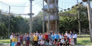 Macera Park misafirlerini ağırlamaya devam ediyor