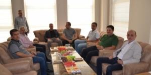 Makedonya heyeti Erenler Belediyesini ziyaret etti