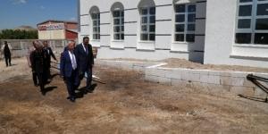 Vali Kamçı Gesi Fatih Emniyet Hizmet Binasında İncelemelerde Bulundu