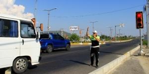 Muğla'da trafiği rahatlatan uygulama