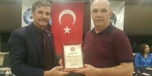 Başkan Rahim Varol görevi Toka'ya devretti