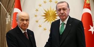 Erdoğan yerel seçimler için MHP ile ittifak sorusuna yeşil ışık yaktı