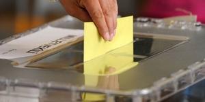 CHP Büyükşehir adayları için seçime başladı