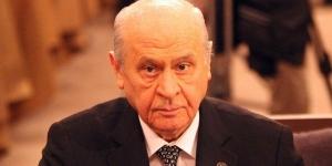 MHP lideri Bahçeli'den Suriye açıklaması
