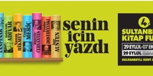 Sultanbeyli'de kitap fuarı yarın açılıyor