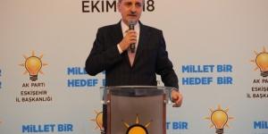 """Numan Kurtulmuş: """"Türkiye bir daha IMF'nın kapısına gitmeyecek, IMF'ye muhtaç olmayacaktır"""""""