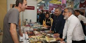Kitap Fuarı'na iki günde 150 bin ziyaretçi