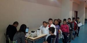 Kırıkkale'de sportif yetenek taramasının 2. etabı başladı